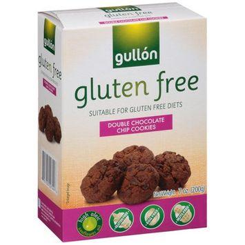 gullón Gluten Free Double Chocolate Chip Cookies