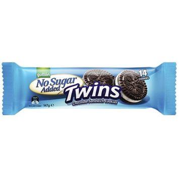 Gullon No Added Sugar Choc Twin Biscuits 147g