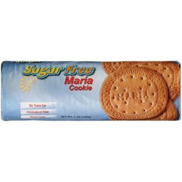 Gullon Sugar Free Maria Cookie Net Wt. 7 Oz (200g) Pack of 6