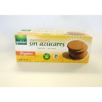 GULLON Sugar Free Digestive Cookie 400g