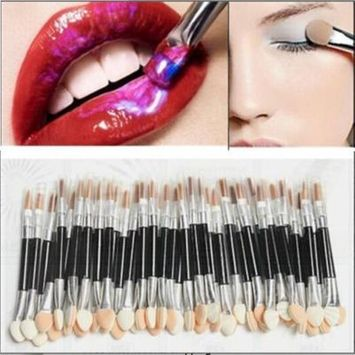 50x Disposable Sponge MakeUp Cosmetics EyeShadow Eyeliner Lip Brush Applicator