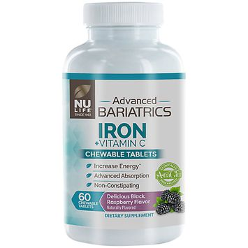 Nu Life Iron + Vitamin C