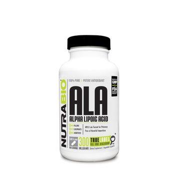 NutraBio ALA Alpha Lipoic Acid