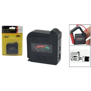 Industrial Tools Compact Easy-to-Use Battery Charge Tester