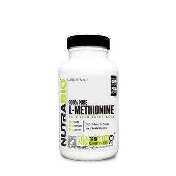 NutraBio Amino Therapy 100 Pure L-Methionine