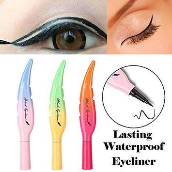Alonea Eye Liner, Metallic Shiny Smoky Eyes Eyeshadow Waterproof Glitter Liquid Eyeliner