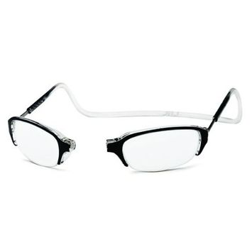 Clic Readers Reading Glasses Reading Glasses - Clic Readers Half Frame /