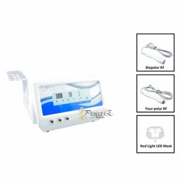 V Face Four polar Radio Frequency RF LED Lifgt Photon Mask Lift Tighten Anti Wrinkle Beauty Machine