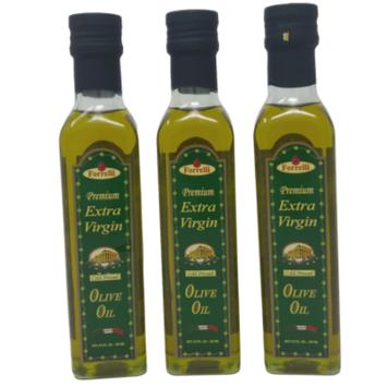 Forrelli Premium Cold Pressed Extra Virgin Olive Oil 8.5 fl. oz. (3 Pack)