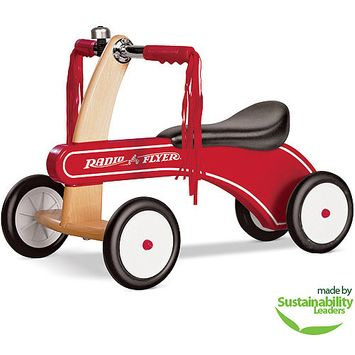 Radio Flyer Classic Red Tiny Trike Tricycle - 320