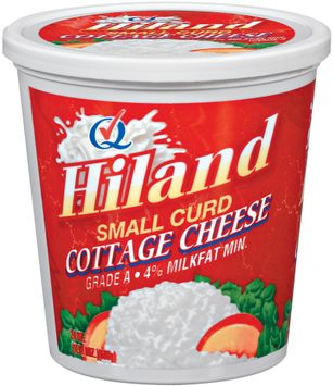 Hiland Small Curd Cottage Cheese