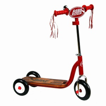Radio Flyer Little Red Scooter Ages 3-7