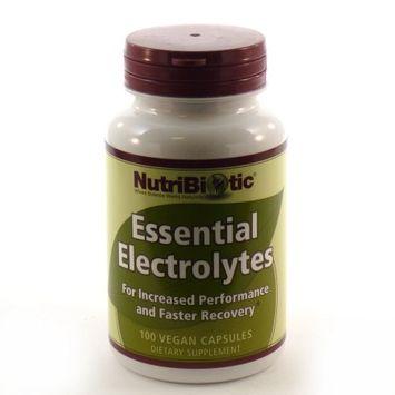 Nutribiotic - Essential Electrolyte - 100 Vegan Capsules