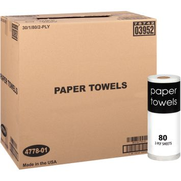 Marcal 2-Ply Paper Towels 30 ct Box