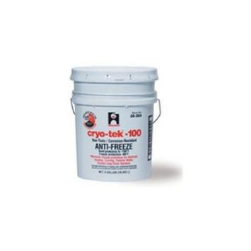 Oatey SCS 35284 Hercules Cryo-Tek - 100 Pink/Orange Anti-Freeze, 5 gal Can
