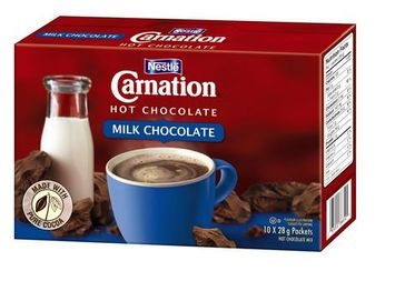 Nestle® Carnation® Hot Chocolate Milk