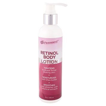 Nurture Your Skin Naturally With PRODERME RETINOL BODY LOTION