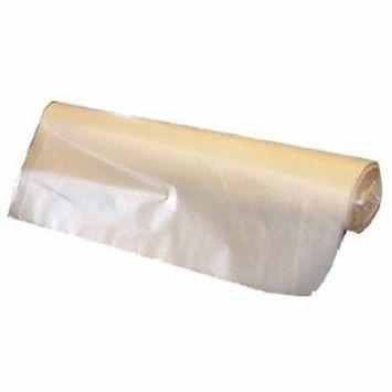 Trash Bag Clear, 33 x 40 , 33 gallon, Heavy Duty, 12 mic 25/Pack, 2 Packs