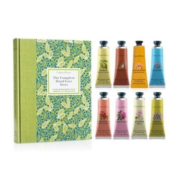 Crabtree & Evelyn Carbtree & Evelyn The Complete Hand Care Story (Set of 8)