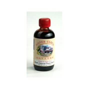 Maple Extract, Natural WONF - 4 fl. oz. glass bottle