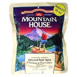 Mountain House 290025 Pasta Primavera for Two