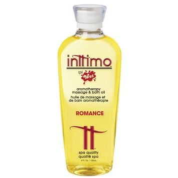 Wet Massage Oil Inttimo Romance 4 Oz