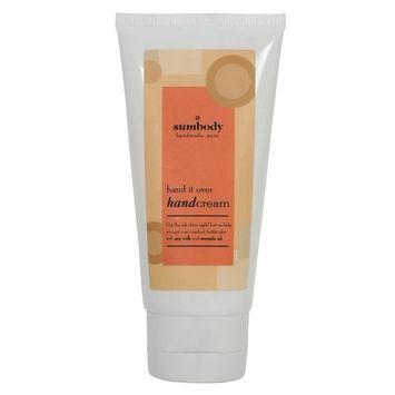 Sumbody Hand it Over Hand Cream