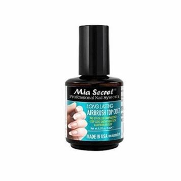 Mia Secret Long Lasting Airbrush Top Coat 1/2 oz (AB-310)