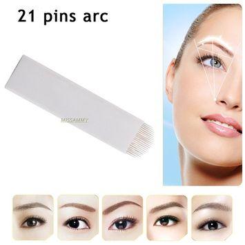 Tips For Eyebrow Pen Needles 21Pin