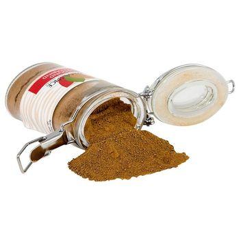 Ground Tamarind in Glass Spice-Preserve Bottle, 3oz.