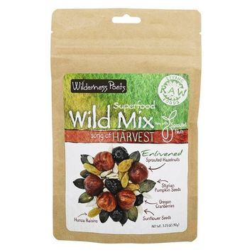 Organic Raw Superfood Wild Mix Song of Harvest - 3.25 oz.