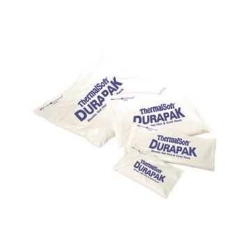 ThermalSoft DuraPak Cold and Hot Pack - half size 5 x 10 inch, 24 case