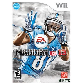 Ea Sports Electronic Arts 19733 Madden NFL 13 Wii