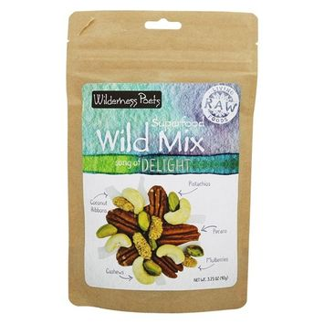Organic Raw Superfood Wild Mix Song of Delight - 3.25 oz.