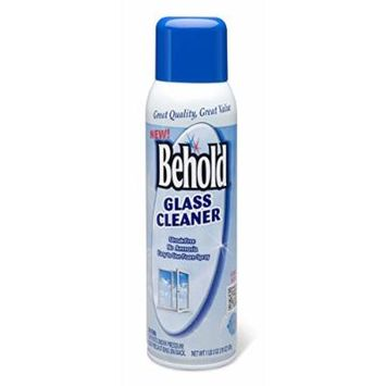Behold Glass Cleaner, 19 Ounce