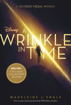 A Wrinkle in Time (B&N Exclusive Edition) Movie Tie-In Edition