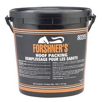 FORSHNER'S MEDICATED HOOF PACKING