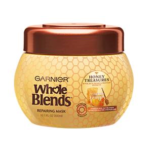 Garnier Whole Blends Honey Treasures Repairing Mask
