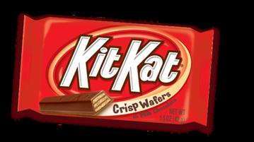 Kit Kat Crisp Wafers in Milk Chocolate