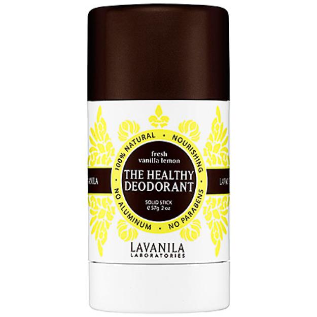LAVANILA The Healthy Deodorant Fresh Vanilla Lemon 2 oz