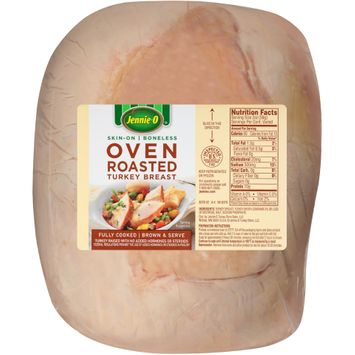 Jennie-O® Grand Champion Brown & Serve Oven Roasted Turkey Breast Pack