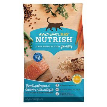 Rachael Ray™ Nutrish® Real Salmon & Brown Rice Recipe