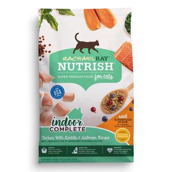Rachael Ray™ Nutrish® Indoor Complete Chicken With Lentils & Salmon Recipe