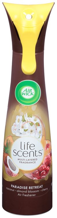 Air Wick® Life Scents™ Paradise Retreat Multi-Layered Fragrance Air Freshener