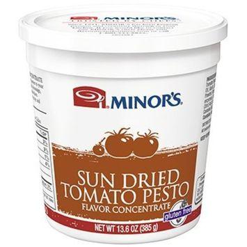Minor's Sun Dried Tomato Pesto - 16 oz.