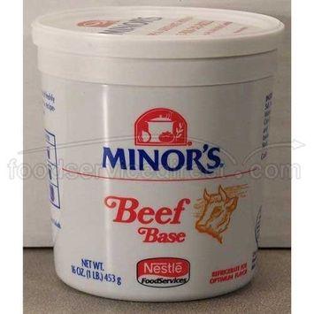 Nestle Minors Beef Base, 1 Pound -- 12 per case.