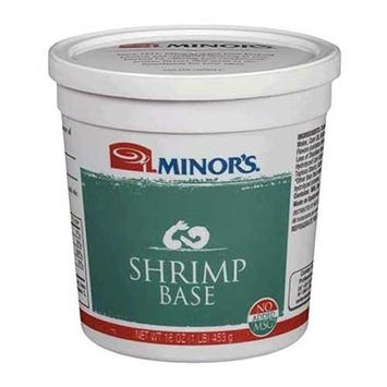 Nestle Minors Shrimp Base, 1 Pound -- 6 per case.