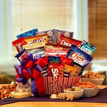 Snack time Favorites Gift Basket