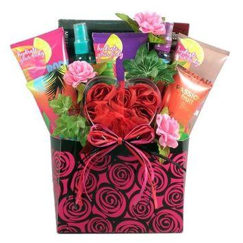 Gift Basket Drop Shipping ThIsRo The Island Rose