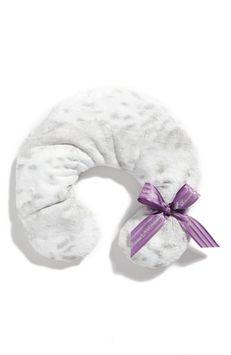 Sonoma Lavender Siberian Leopard Neck Pillow, Size One Size - No Color